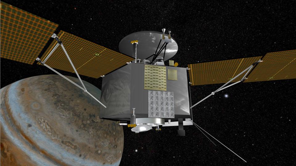 juno spacecraft - photo #24
